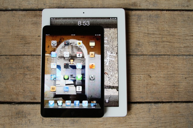 "USPTO backtracks on iPad mini trademark being ""merely descriptive"""