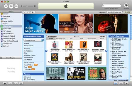 iTunes through the ages | Ars Technica