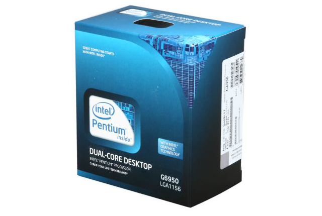 Intel's Pentium G6950—small-scale experiment or vision of the future?