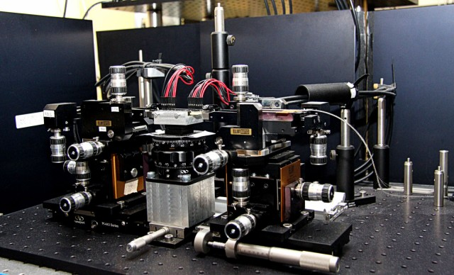 One of the devices in which photons will act as a particle and wave simultaneously.