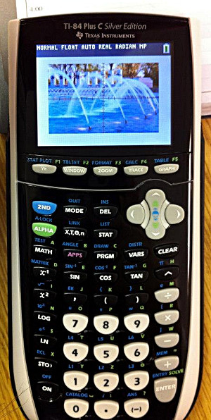 The TI-84 C Silver finally gives the TI-84 a color screen.