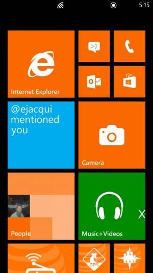 Windows Phone 8 on the HTC Windows Phone 8X