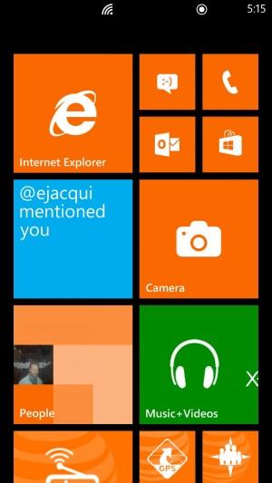 Windows Phone 8 on the HTC Windows Phone 8X