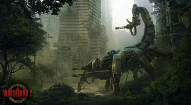 Could we actually build a giant robotic scorpion with chain guns? I bet Thwacke knows the answer...