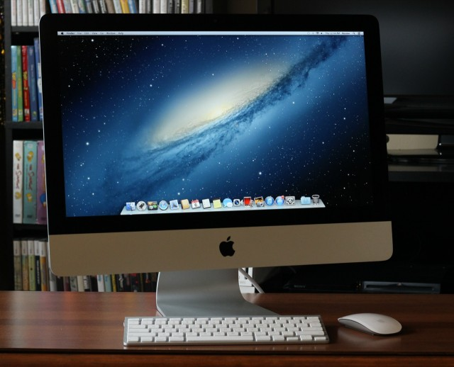 The $1,099 education-only iMac will look like the other 2012 models on the outside, but not the inside.