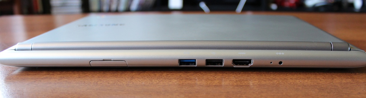 The Exynos 5 SoC in Samsung's ARM Chromebook supports both USB 3.0 and dual displays over HDMI, same as Wayne.