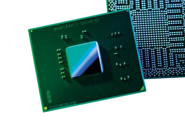 Intel Atom S1200 system-on-chip.