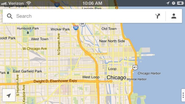 Google Maps for iPhone shows Apple how to do mapping right