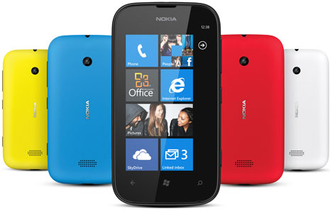 The Lumia 510 range. Cheap, but are they cheap enough?