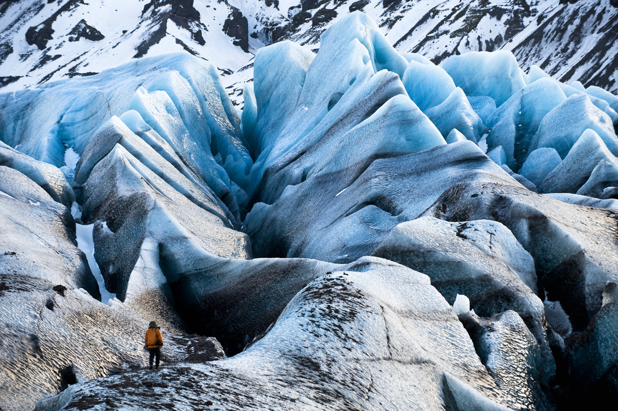 Glacial melt may hit the Oscars with the stunning somber Chasing
