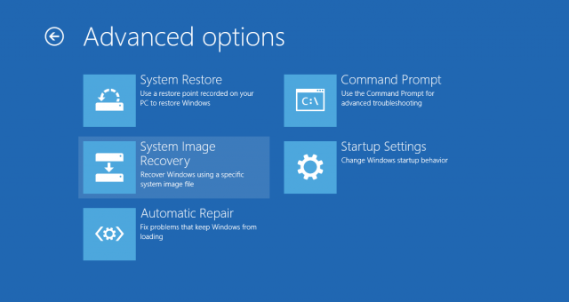Best backup options for windows 8