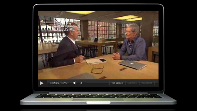 Apple CEO Tim Cook talks Forstall, privacy, and making Macs in the USA