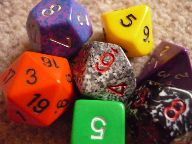 Game of Dungeons & Dragons with 8 sci-fi authors auctioned on eBay