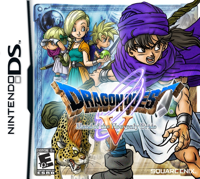 Dragon Quest V was just as fun on the DS in 2009 as it was on the SNES in 1992. For English-speaking players, the DS version has the added benefit of being translated.