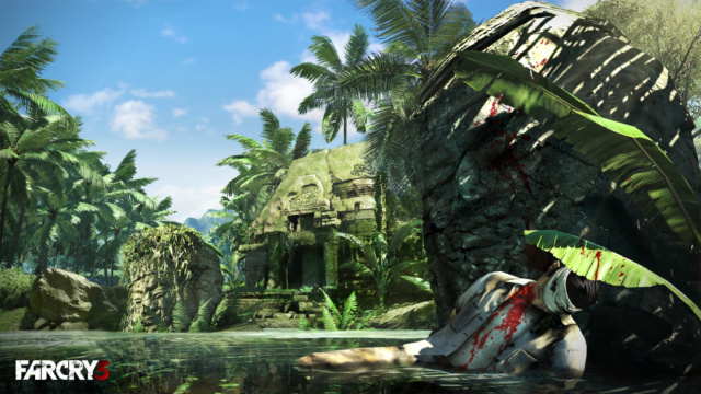 Far Cry 3 Review Open World Gameplay Heavy Heavy Emphasis On