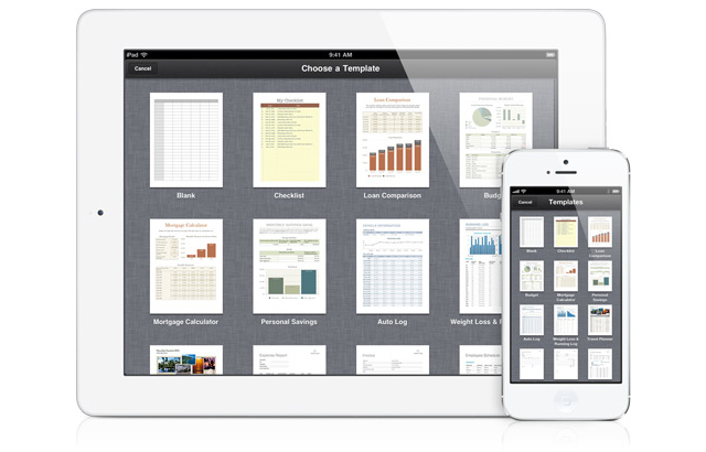 Apple touts Office compatibility with iWork for iOS updates