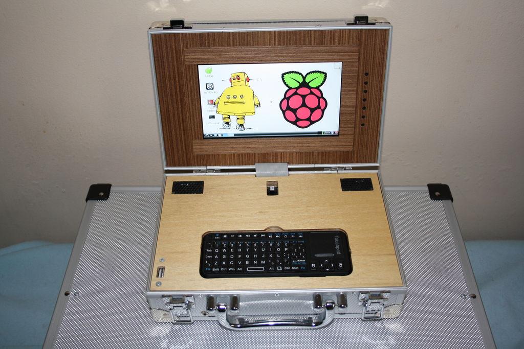 LapPi: A Raspberry Pi Netbook