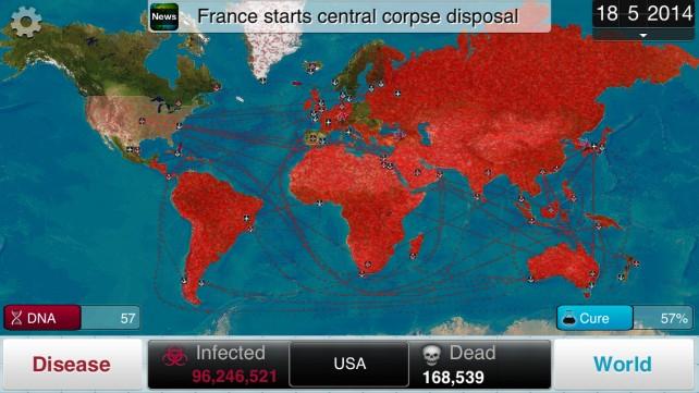 <em>Plague</em> <em>Inc</em>.