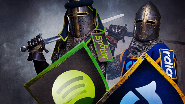 Spotify reduces piracy, but also cuts into digital track sales