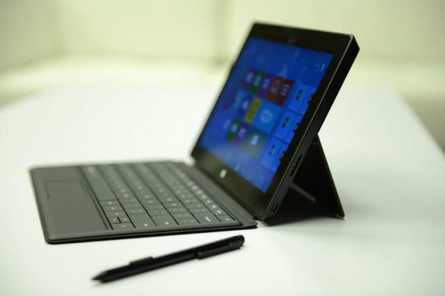 Later than planned, Surface Pro coming February to US and Canada only