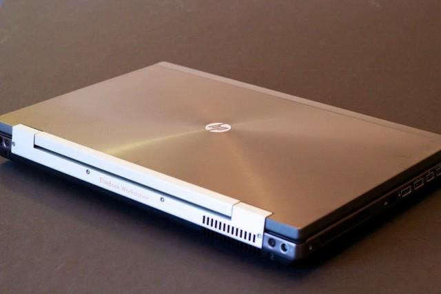 The HP 8770w 17-inchlapzilla.