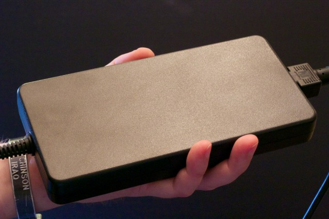 Now that, dear readers, is a power brick.