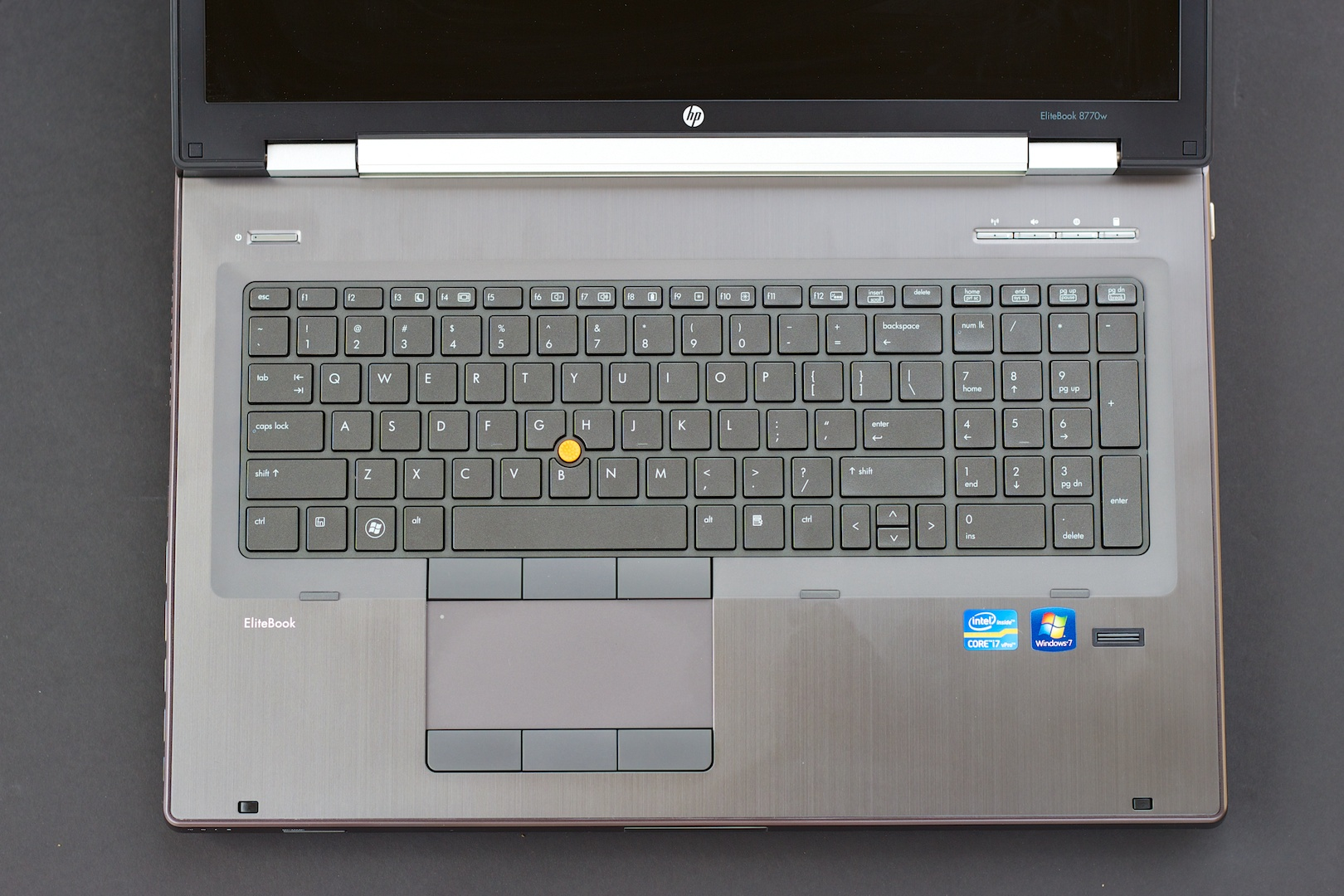 10 key laptop
