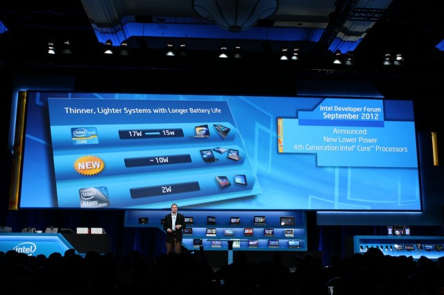 "Intel had promised 10 watt Ivy Bridge processors, but unveiled ""7 watt"" versions instead."