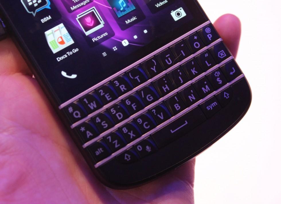 blackberry q10 keyboard - photo #4