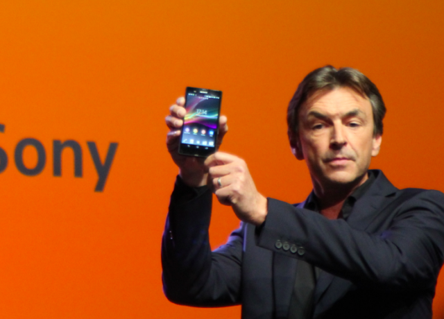 New Sony Android handsets to arrive with 1080p displays