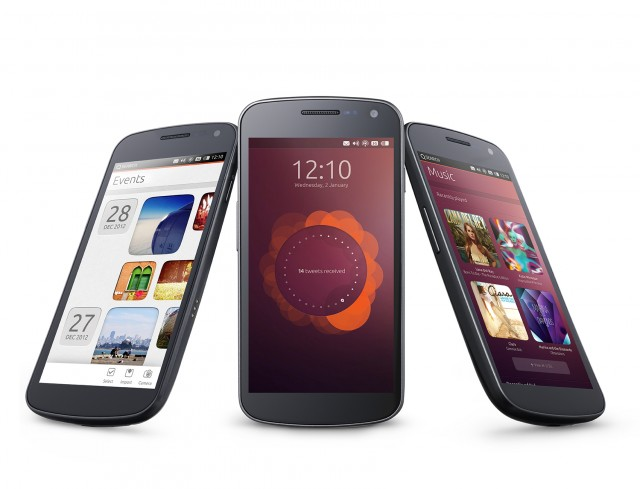 We don't yet know who will release an Ubuntu phone.