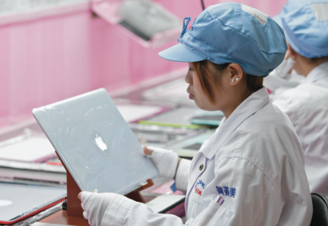 Apple fires Chinese supplier for using underage workers