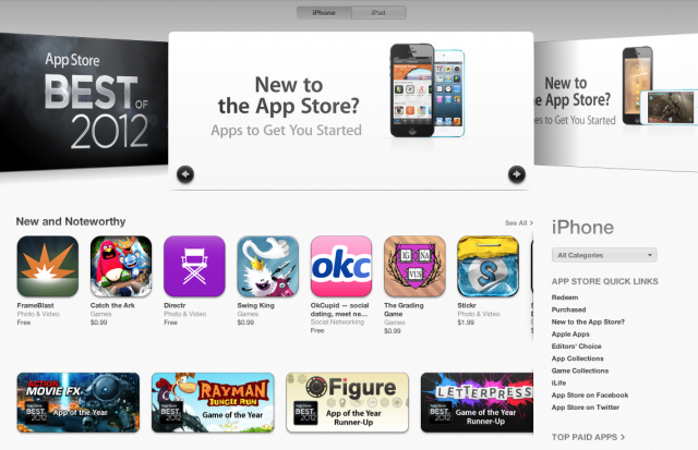 The iOS App Store has come a long way since its launch in 2008.