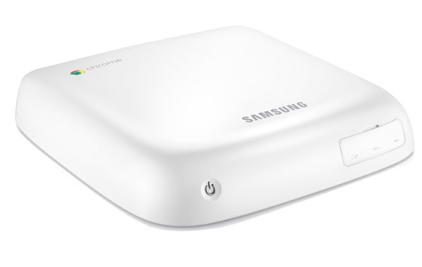 Samsung's new Chromebox puts a sleek new shell over the same guts as last year's model.