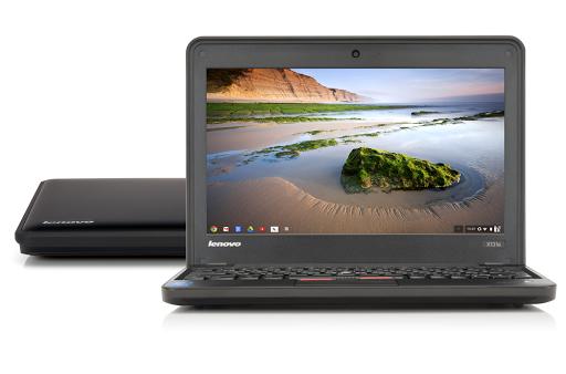 Lenovo's Thinkpad X131e Chromebook.