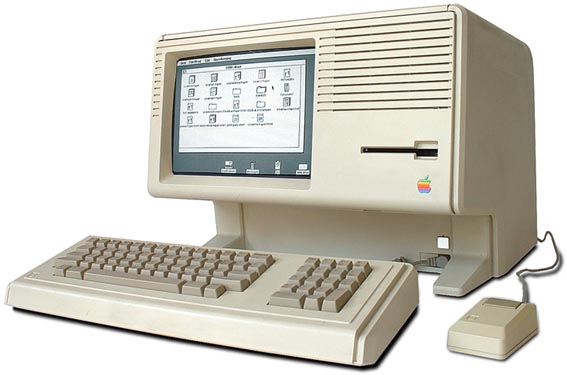 Apple to release its first operating system lisa to the world