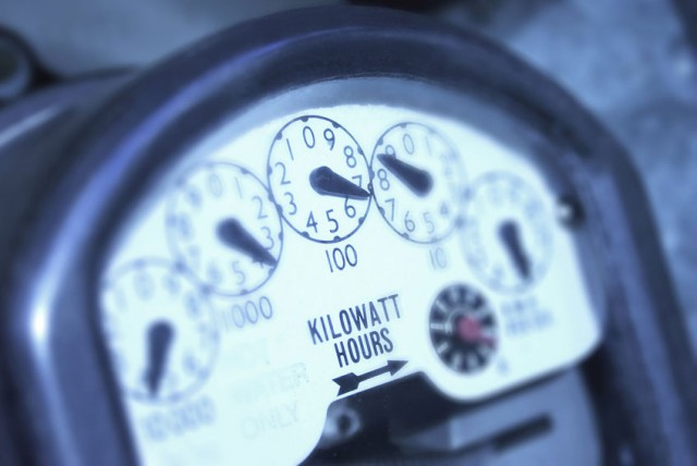 Improvements in energy efficiency likely won't see your meter increasing overall.