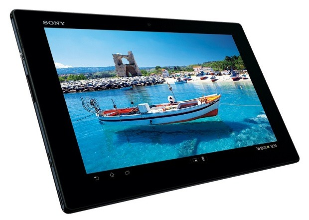 Sony reveals Xperia Tablet Z with thin form factor, impressive specs