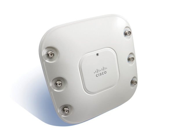 Cisco Aironet 3500p access point for stadiums.