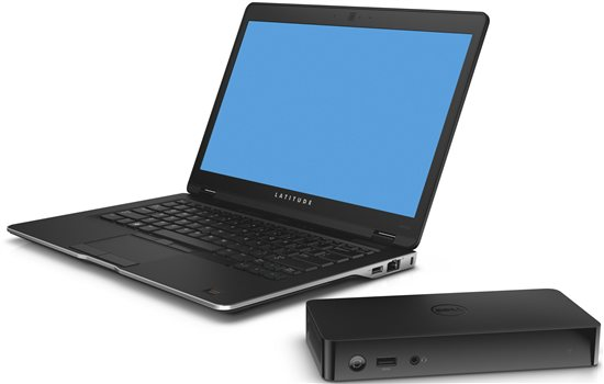 The Dell Latitude 6430u Ultrabook and its wireless dock