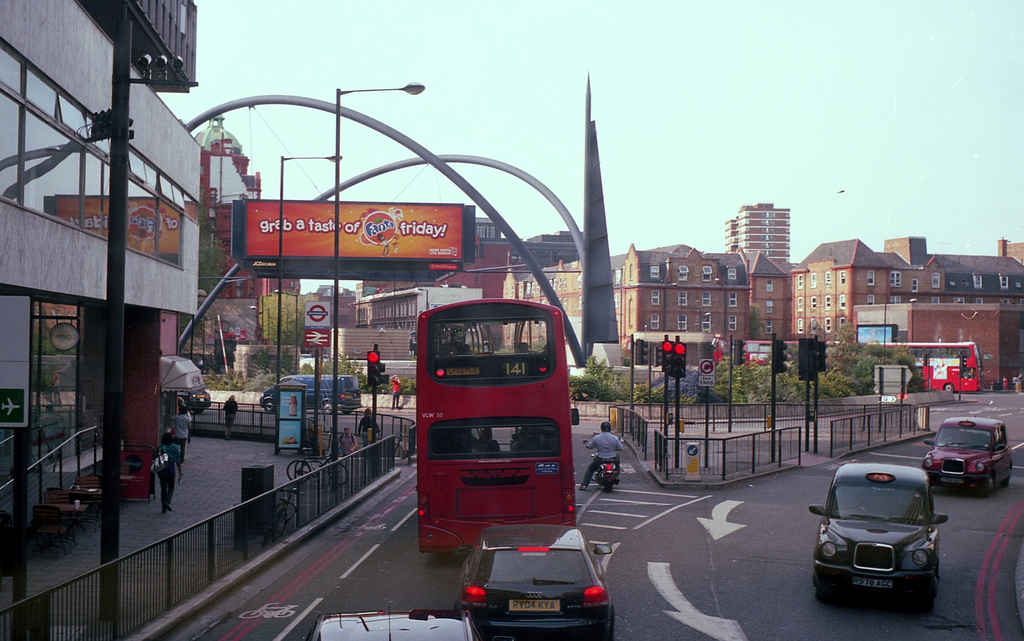 Silicon Roundabout, or Tech City, is East London's up-and-coming startup neighborhood.