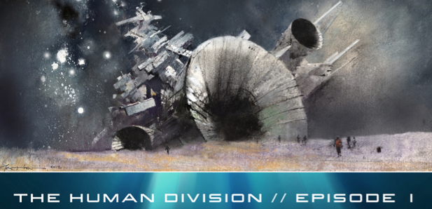 The Human Division gets serialized and serious about experimentation