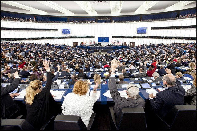 The European Parliament is expected to vote on data protection reform once the committee review process concludes this spring.