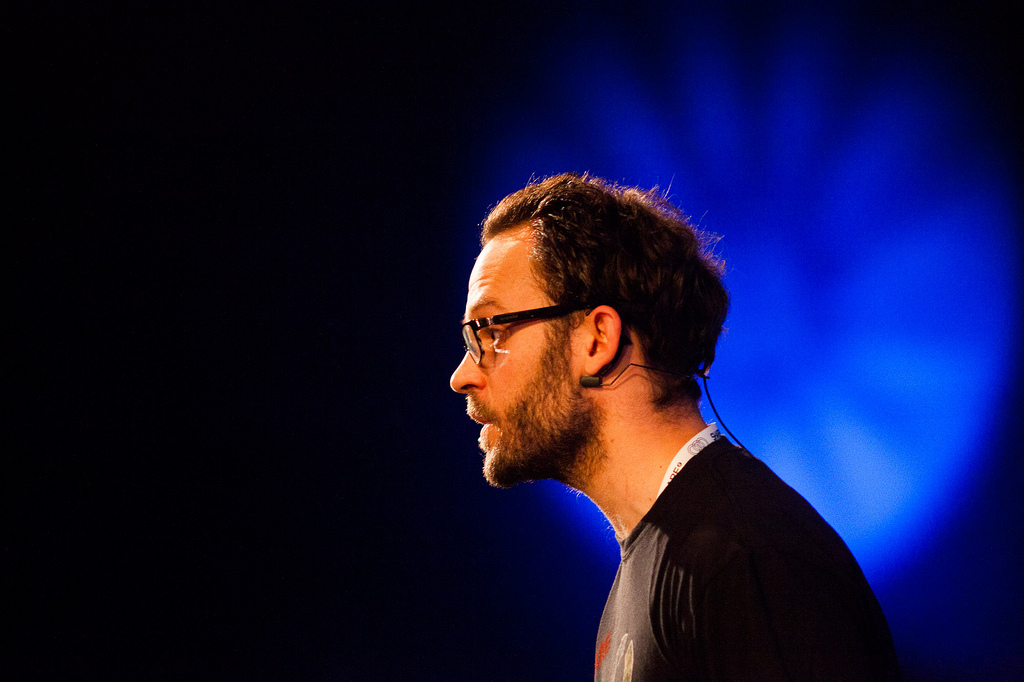 Formerly of WikiLeaks, Daniel Domscheit-Berg is the founder of OpenLeaks.