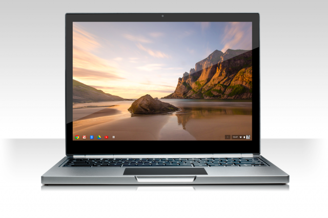 Google's new touchscreen Chromebook Pixel: A $1,299 laptop for cloud dwellers