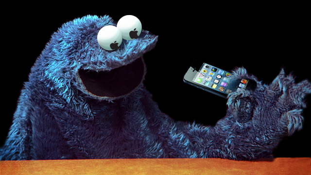 Apple rejecting apps for cookie tracking? Not so much