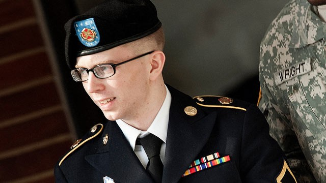 "Manning: ""I understand that I must pay a price for my decisions and actions"""