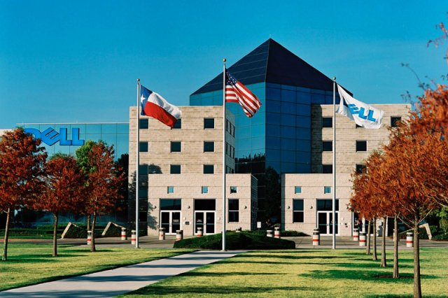 Dell corporate offices in Round Rock, Texas.