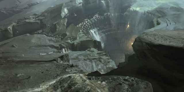 This isn't the cave in <em>Destiny</em> that once spawned endless, loot-heavy mobs.