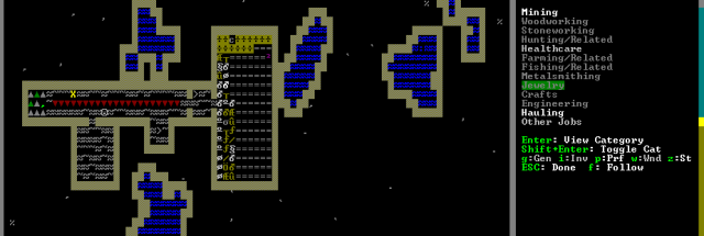 Dwarf Fortress is one of the most complex computer games in the history of computer games. How complex?In the game's discussion forum, one player as